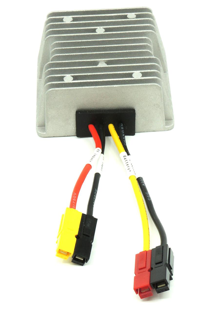 Powerwerx MPPT 300 Watt Solar Charge Controller for LiFePO4 Batteries - Powerpole
