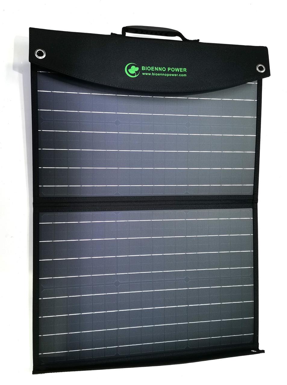 Bioenno Power 60 Watt Foldable Solar Panel