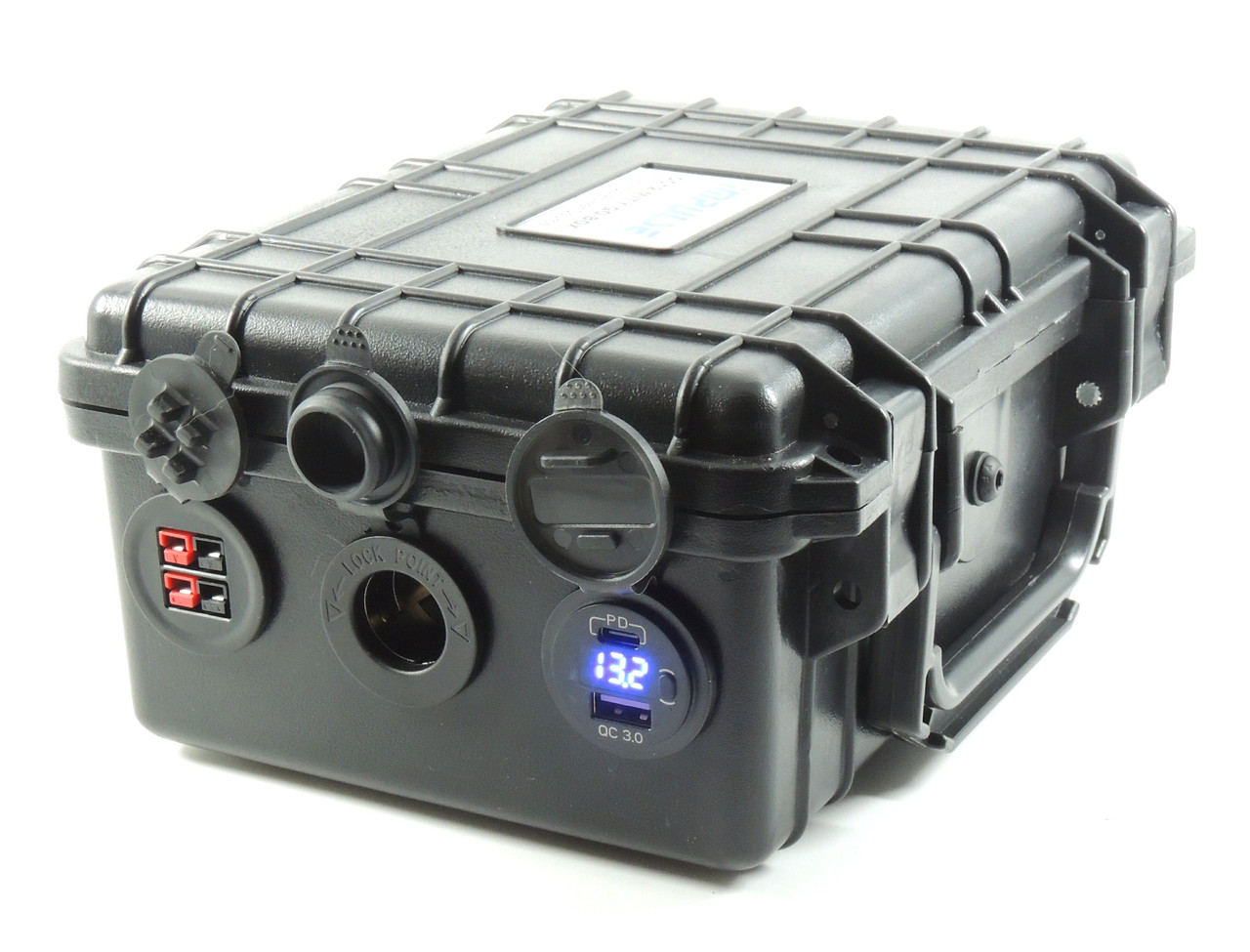 DC12 MITY-T300 GO-BOX for LiFePO4 Battery and Charger