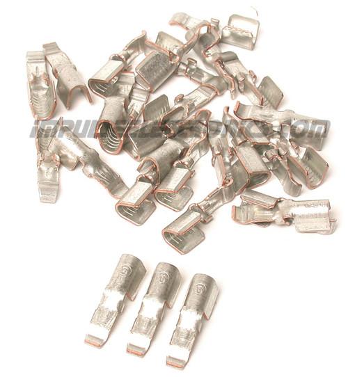 45 Amp Loose Piece Powerpole Contact 100 Pak