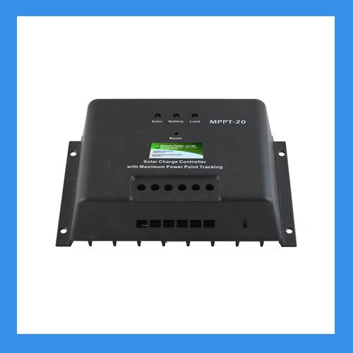 Bioenno Solar Charge Controller (MPPT), 12/24V, 20A