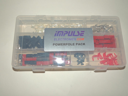 Powerpole Pack, 195 pieces