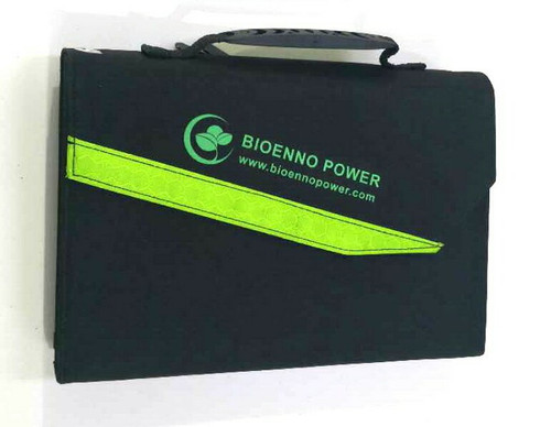 Bioenno Power 40 Watt Foldable Solar Panel