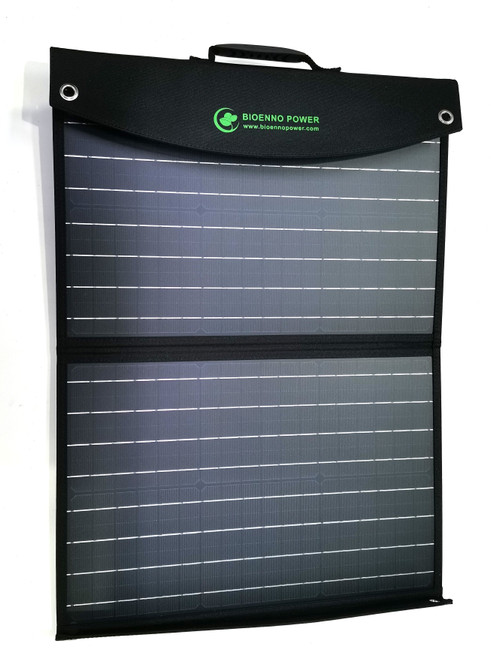 Bioenno Power 60 Watt Foldable Solar Panel