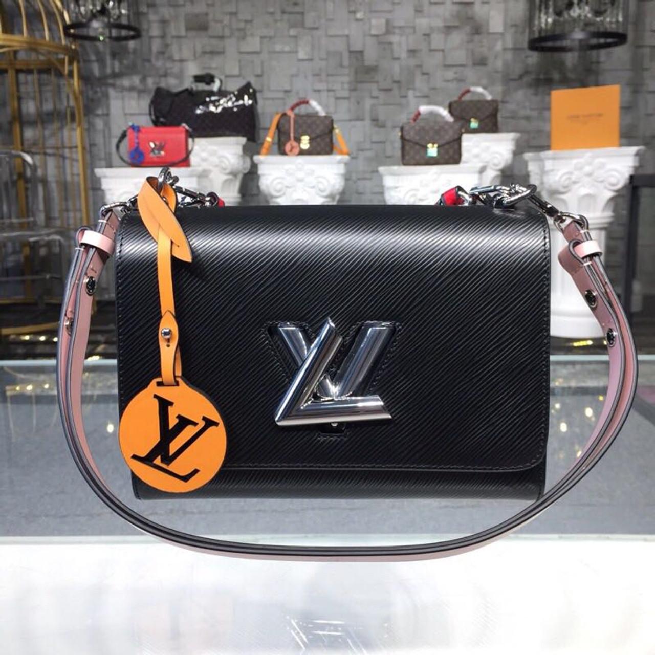 f5d7d28d971c Louis Vuitton Twist MM Bag Epi Canvas Spring Summer 2018 Collection M52503