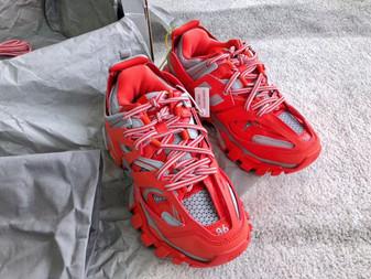 Sneaker Track Blanc pour Homme Balenciaga