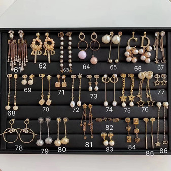 Dior Assorted Earrings  ( Choose Number) Spring/Summer 2020 Collection