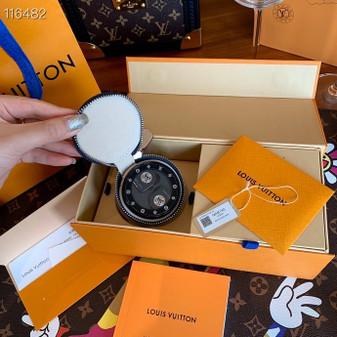 Louis Vuitton Horizon Wireless Earphones QAB140, Black