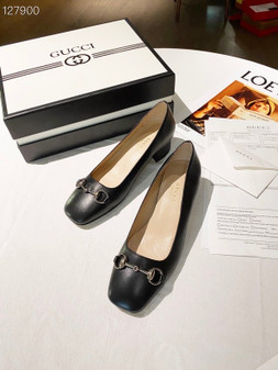 Gucci Horsebit Loafers Calfskin Leather Fall/Winter 2020 Collection, Black