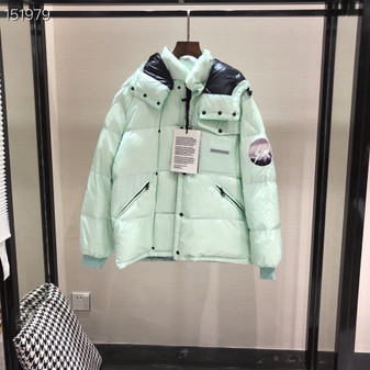 Moncler Duvet Neuf Four Flake Down Mid-Length Coat Fall/Winter 2020  Collection,  Mint