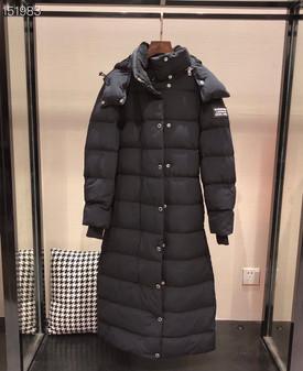 Burberry Detachable Hood Long-Length Puffer Coat Fall/Winter 2020  Collection,  Black