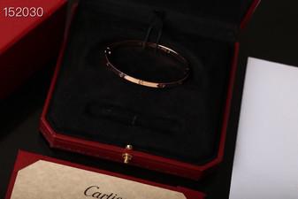 Cartier Skinny Love Bracelet, Rose Gold