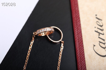 Cartier Love Necklace, Yellow Gold