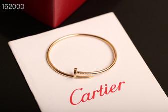 Cartier Nail Bracelet, Yellow Gold