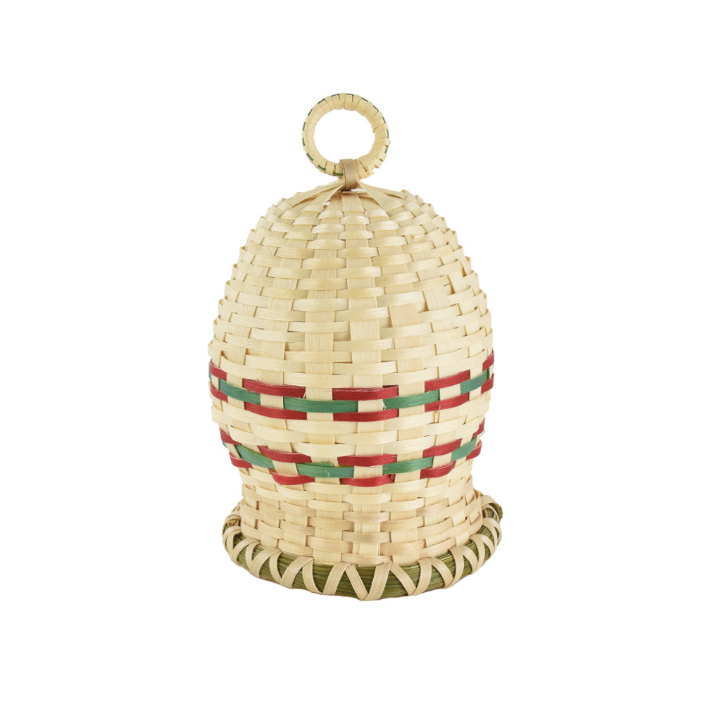 Butch Jacobs's Holiday Bell by Butch Jacobs (Passamaquoddy).