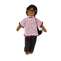 "11"" Native Woman Doll #52-0012"