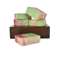 Brooke Mitchell's Candy Apple Soap by Brooke Mitchell (Penobscot).