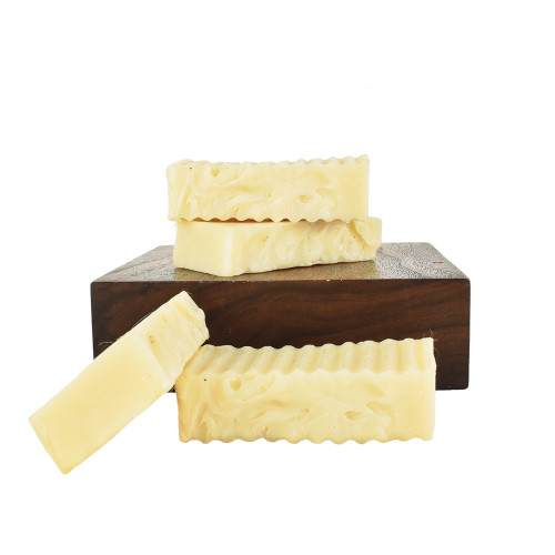 Brooke Mitchell's Pure and Natural Unscented Goats Milk Soap by Brooke Mitchell (Penobscot).
