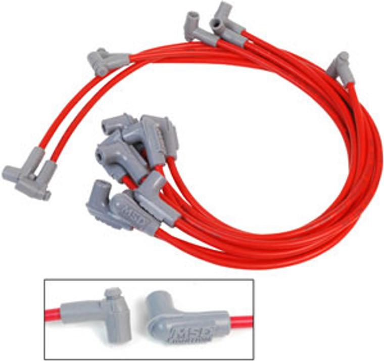MSD wires for Triumph TR8