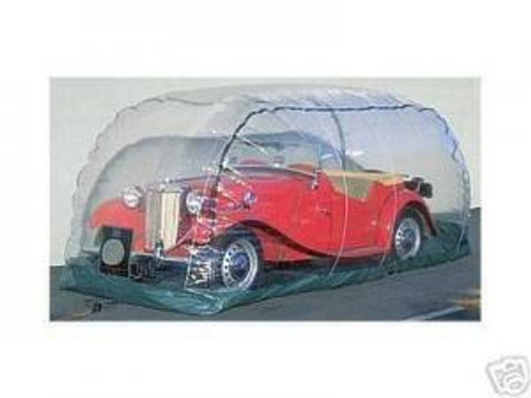 Car Capsule - Indoor car storage