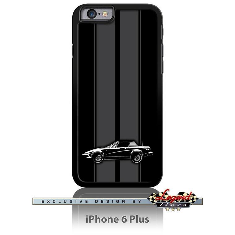 Triumph TR7 Coupe Smartphone Case - Racing Stripes