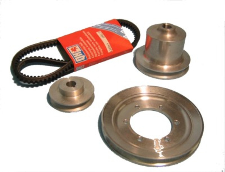 Aluminum Pulley Kit TR3-4A,Sm90tr4ar-70