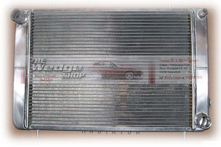 TWS Triumph TR8 Aluminum Radiator