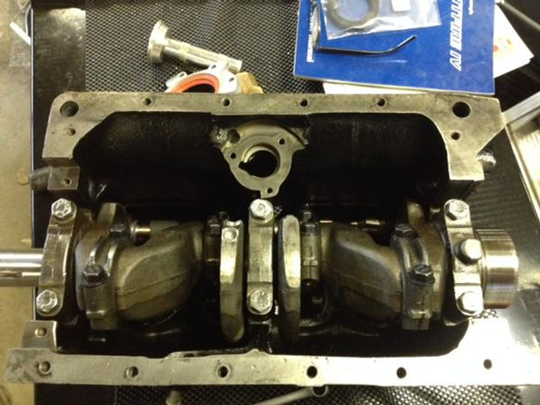 Camshaft TR3-TR4A Performance BP270 (Core $100 included)