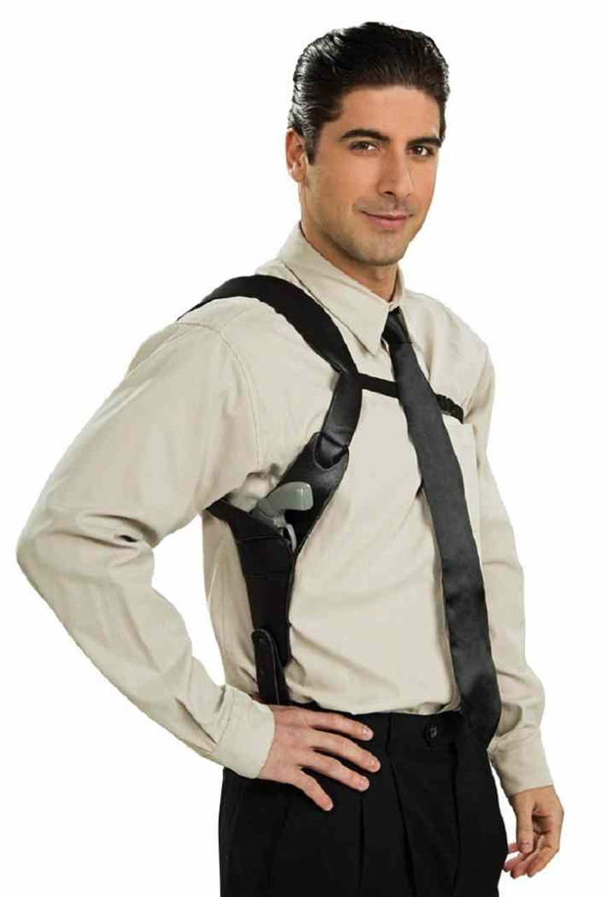 7fd71f1a1 Shoulder Holster All That Jazz Adult Costume Accessory - Parties Plus