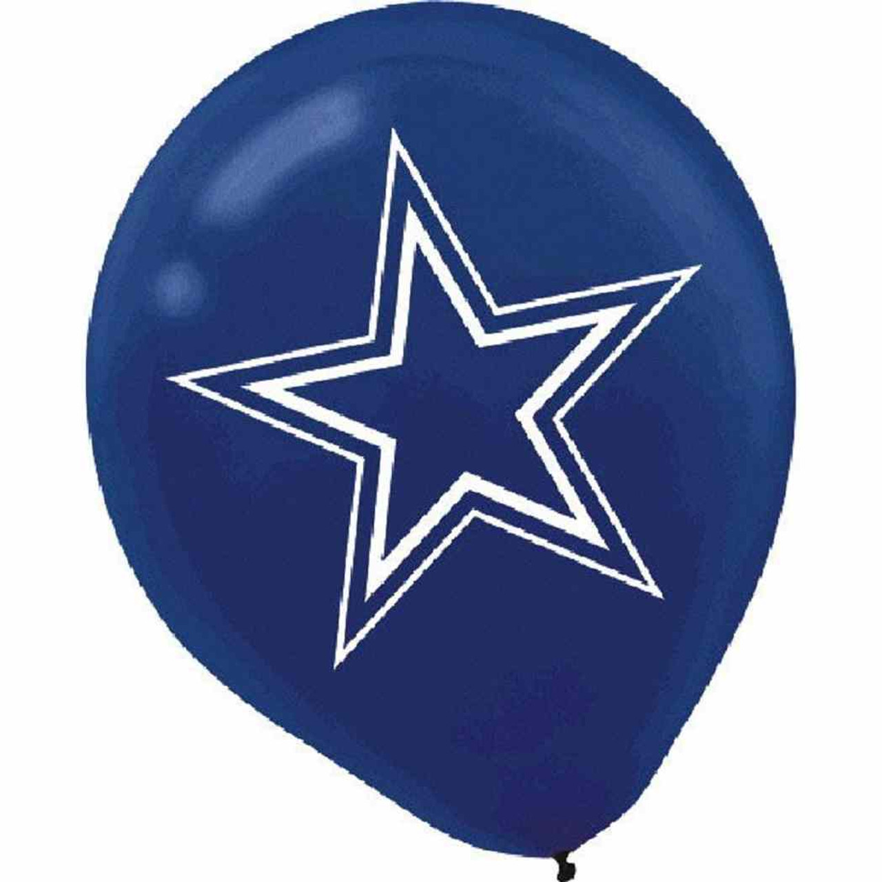 Incredible Dallas Cowboys Latex Balloons Nfl Football Sports Party Decoration Download Free Architecture Designs Scobabritishbridgeorg