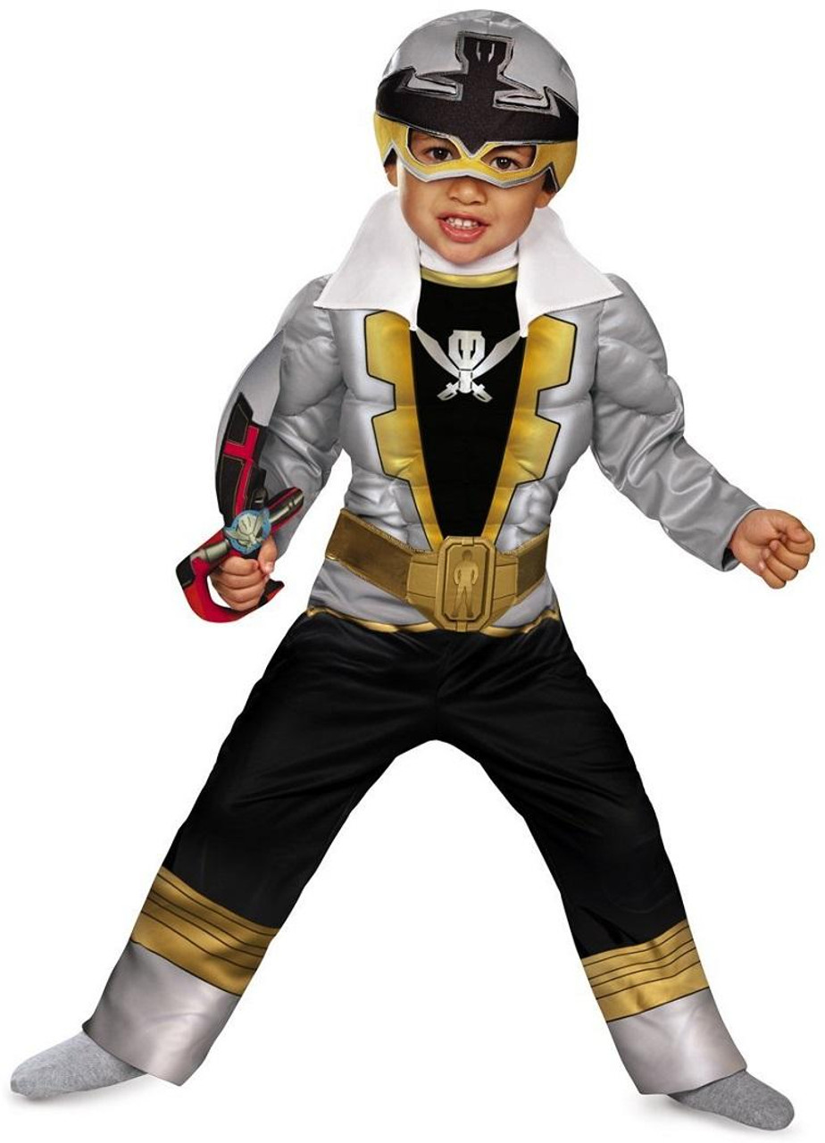 silver ranger toddler muscle power rangers super megaforce child costume parties plus silver ranger toddler muscle power rangers super megaforce child costume