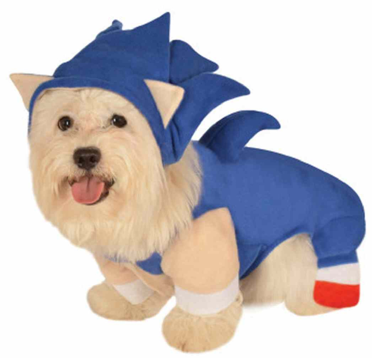 sonic the hedgehog pet costume parties plus sonic the hedgehog pet costume