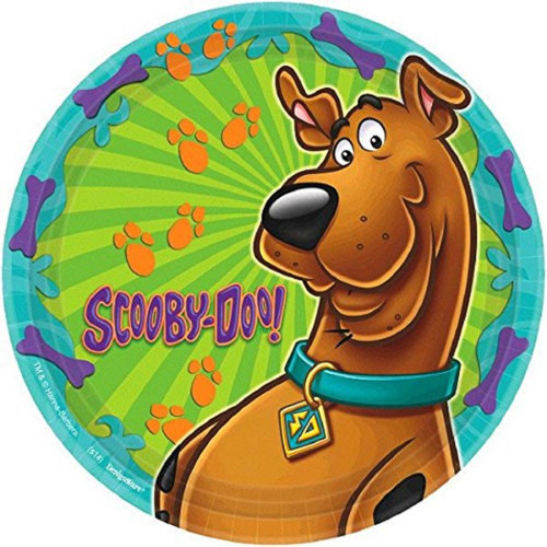 Party Supplies - Kids Birthday - Scooby-Doo - Parties Plus