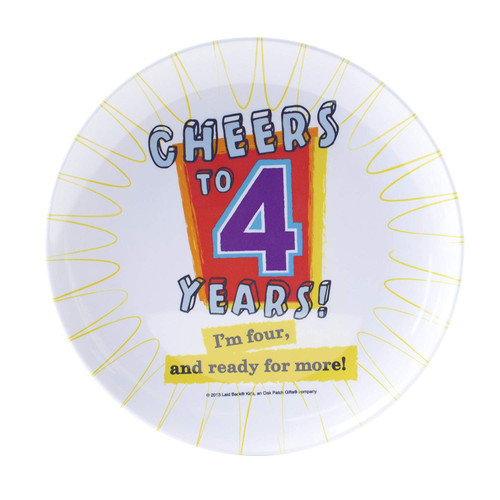 Plastic Cup Cheers to 6 Years Kids 6th Birthday Party Favor Gift Handled 20 oz