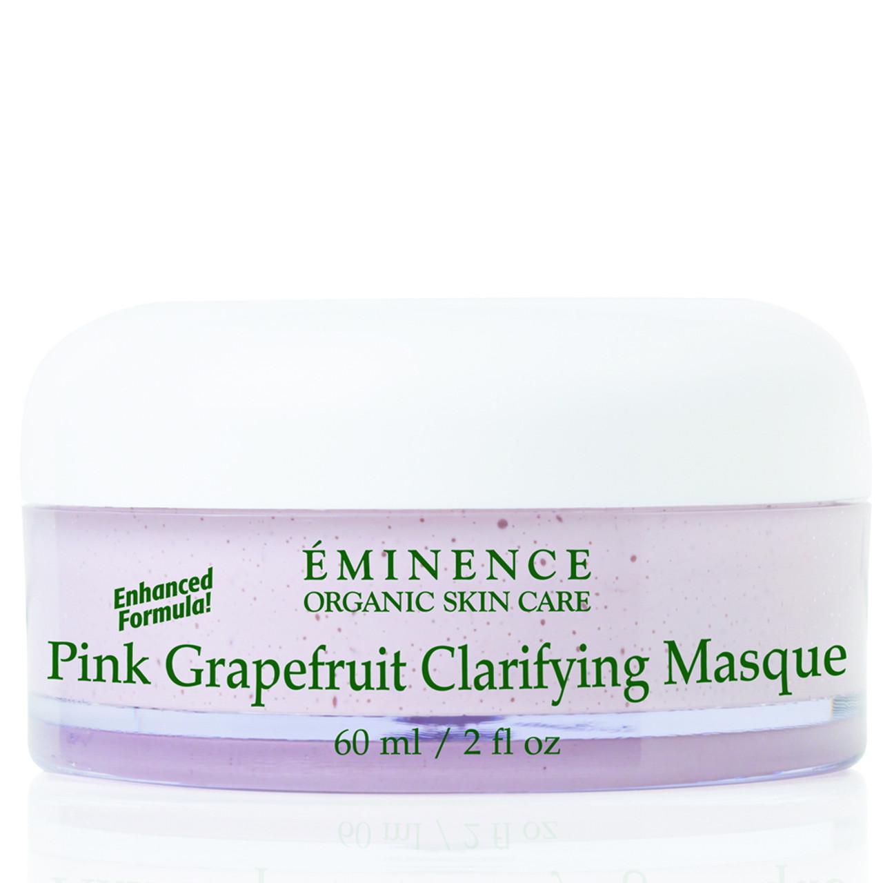 Eminence Pink Grapefruit Clarifying Masque BeautifiedYou.com