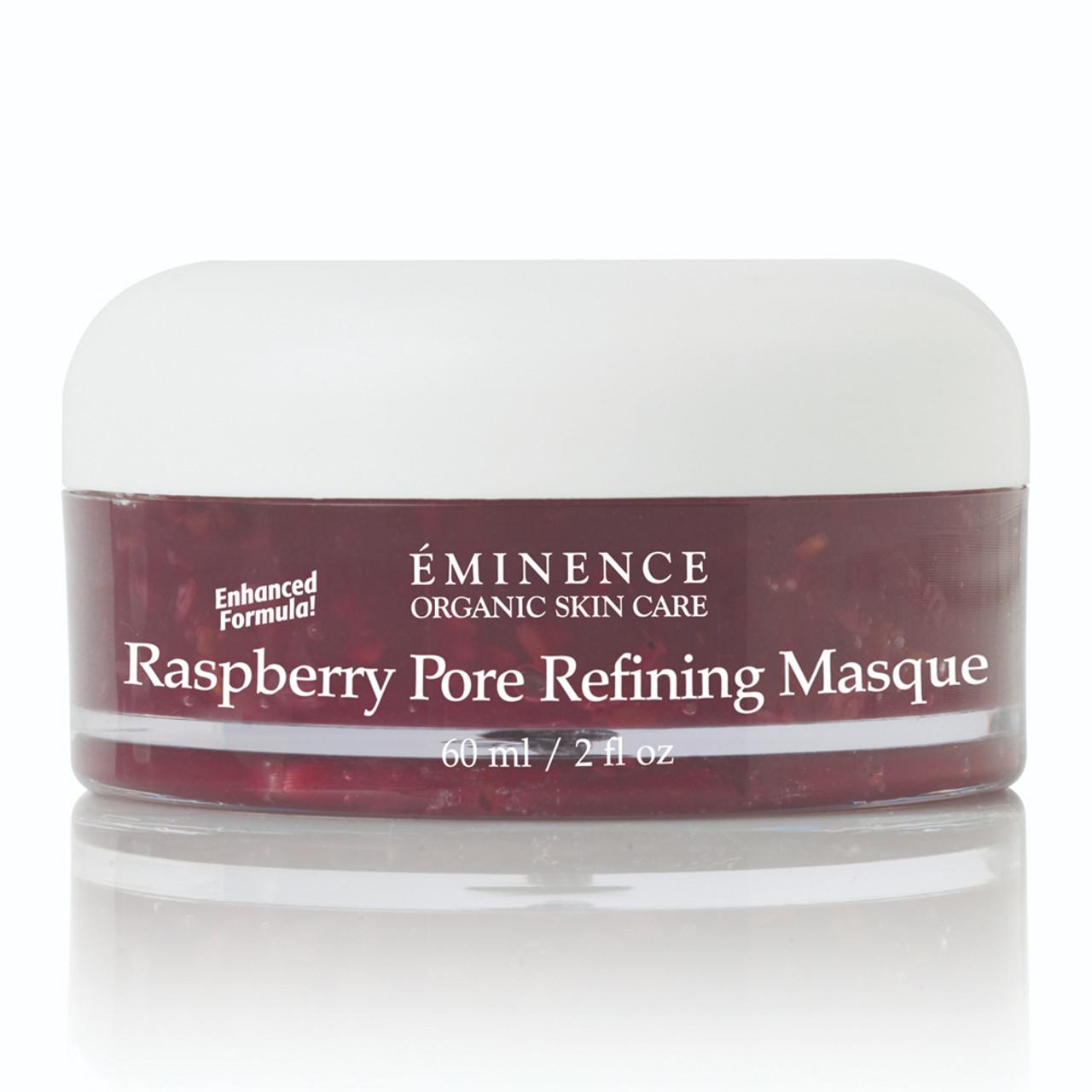 Eminence Raspberry Pore Refining Masque BeautifiedYou.com
