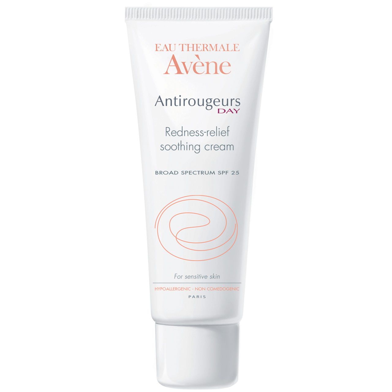 Avene Antirougeurs Day Redness Relief Soothing Cream SPF 25 (discontinued) BeautifiedYou.com