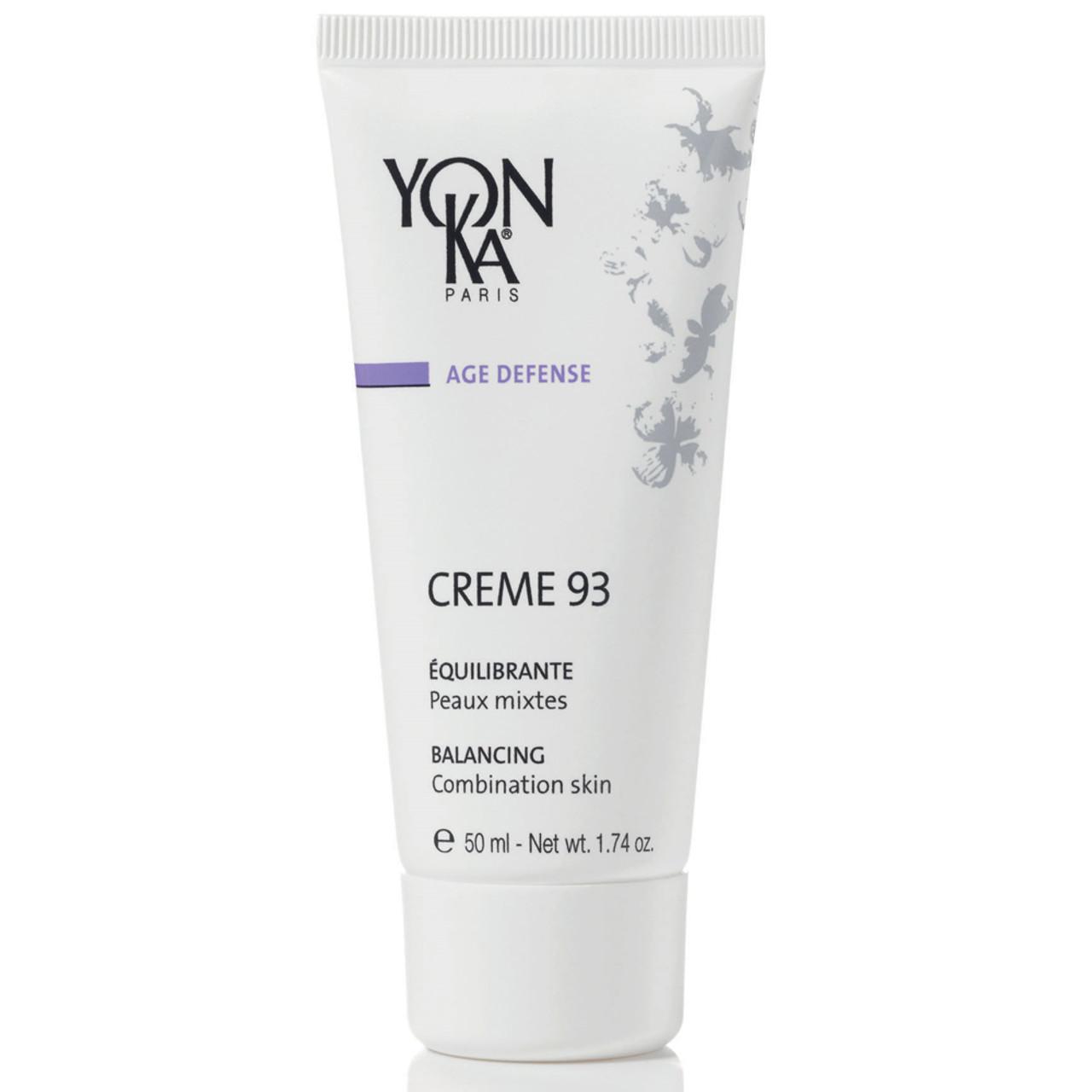 YonKa Creme 93 Balancing Cream BeautifiedYou.com