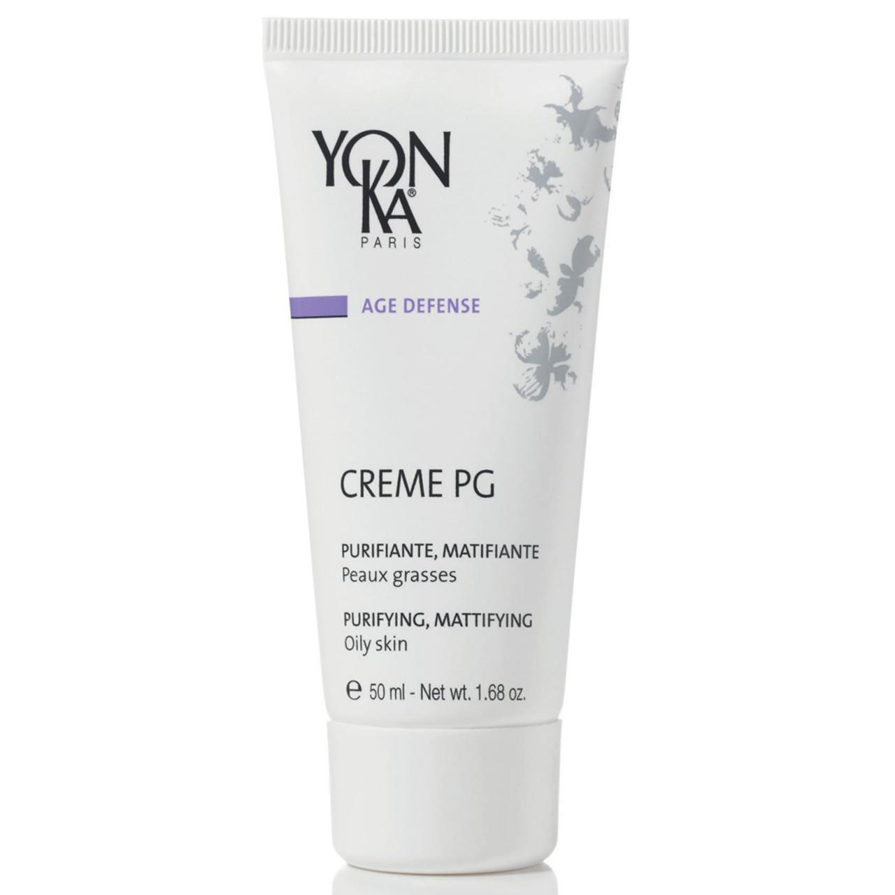 YonKa Creme PG - Oily Skin