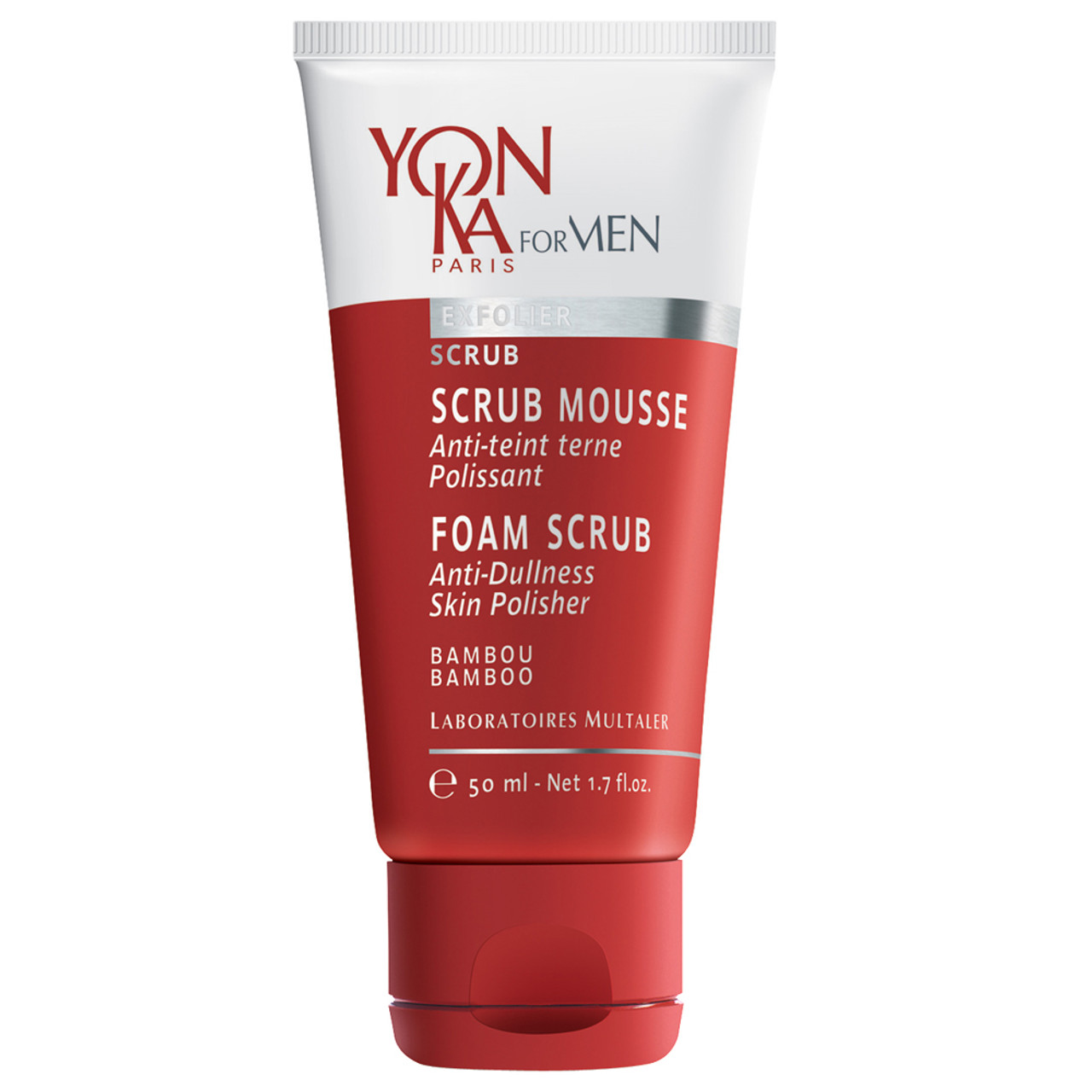 YonKa Foam Scrub BeautifiedYou.com