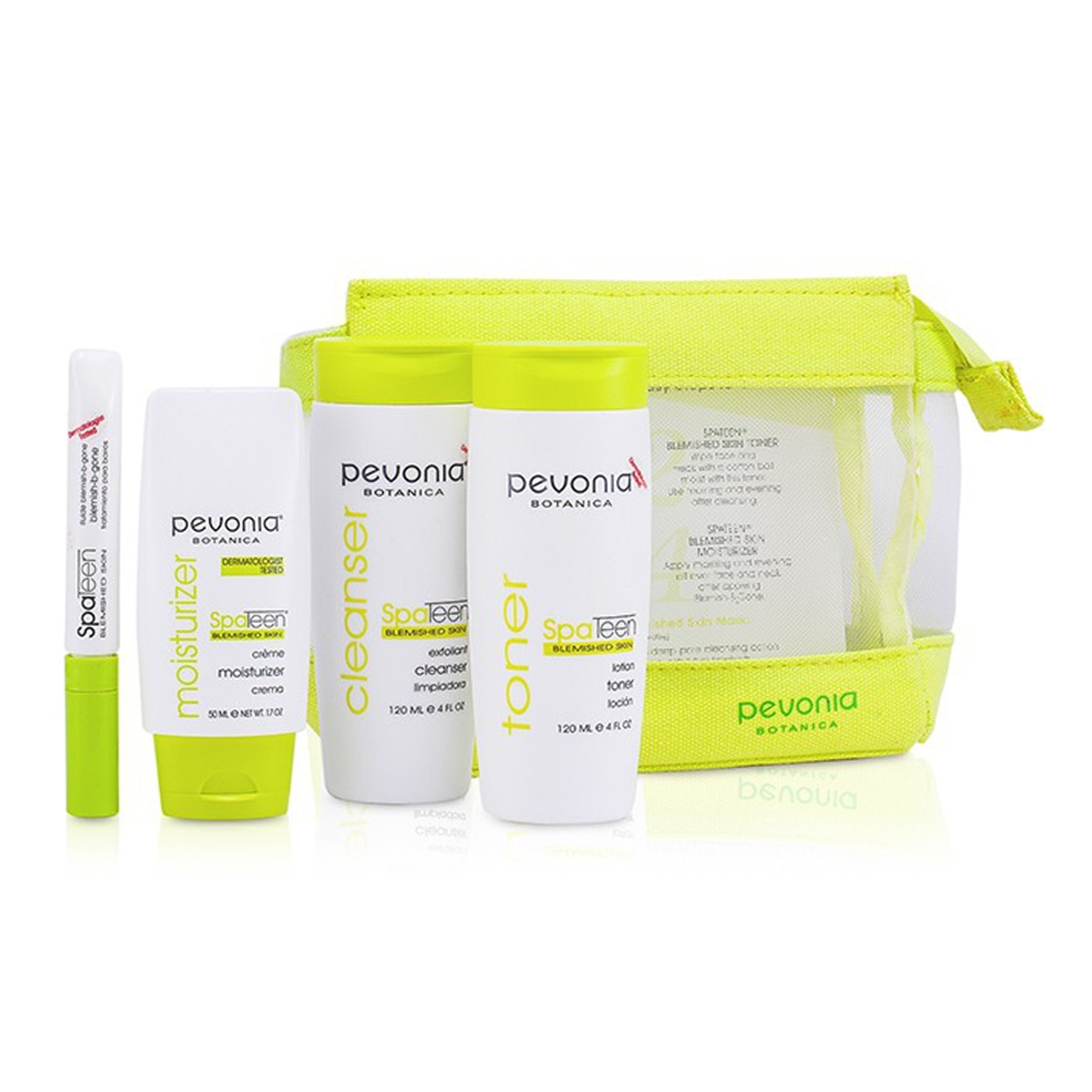 Pevonia SpaTeen Blemished Skin Home Care Kit