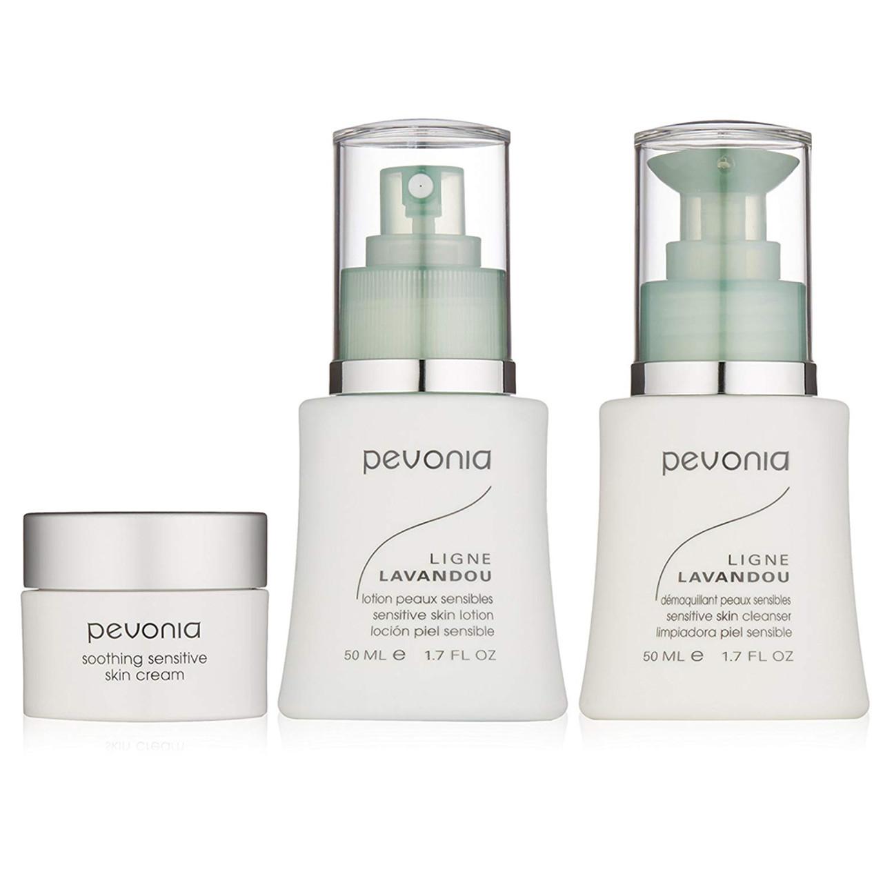 Pevonia Sensitive Skincare Solution BeautifiedYou.com