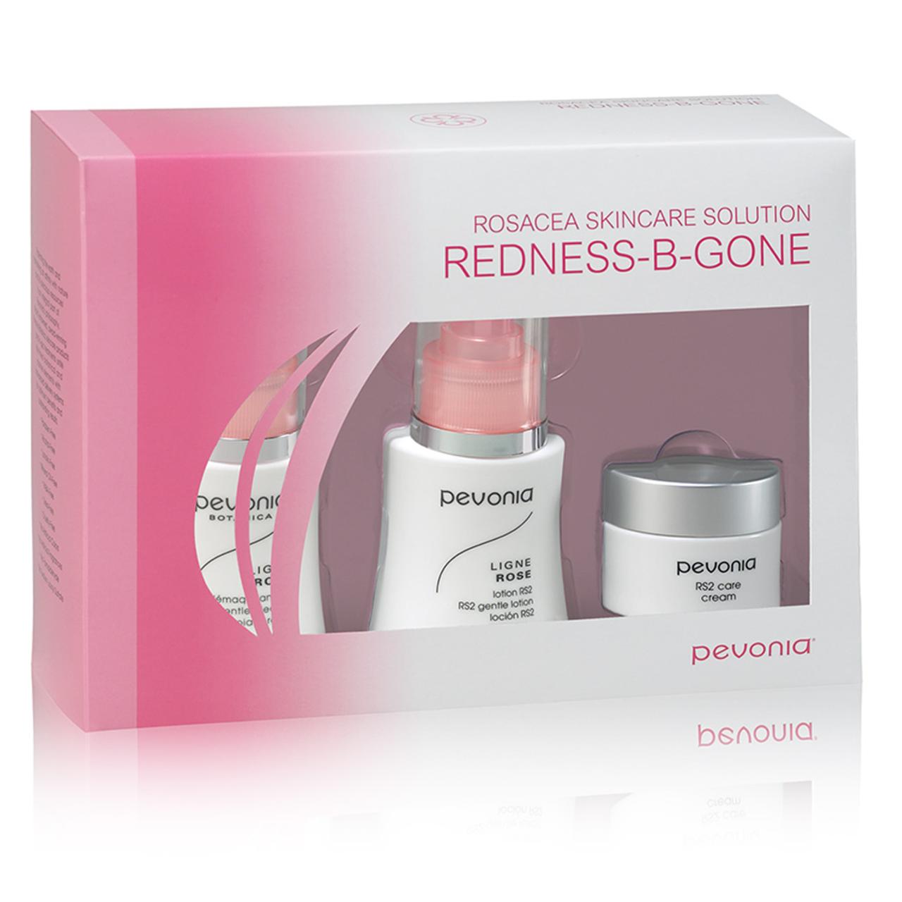 Pevonia Your Skincare Solution Rosacea Skin Kit BeautifiedYou.com