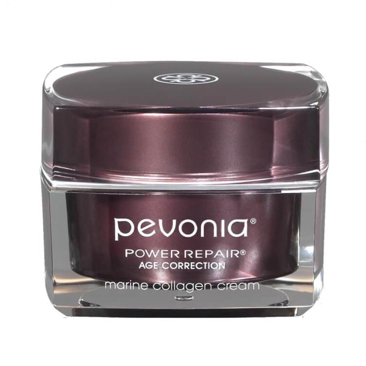 Pevonia Power Repair Age-Defying Marine Collagen Cream BeautifiedYou.com