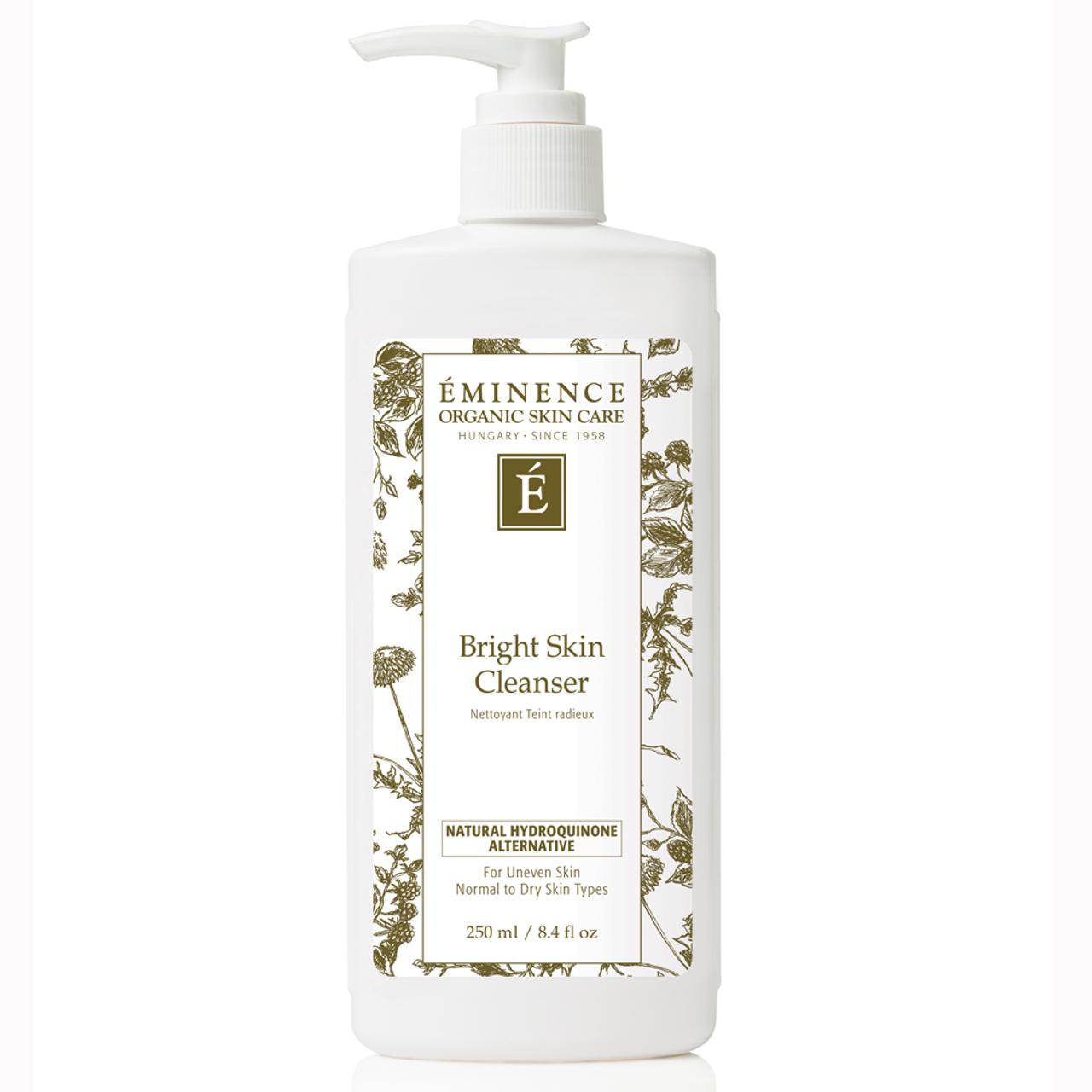 Eminence Bright Skin Cleanser BeautifiedYou.com