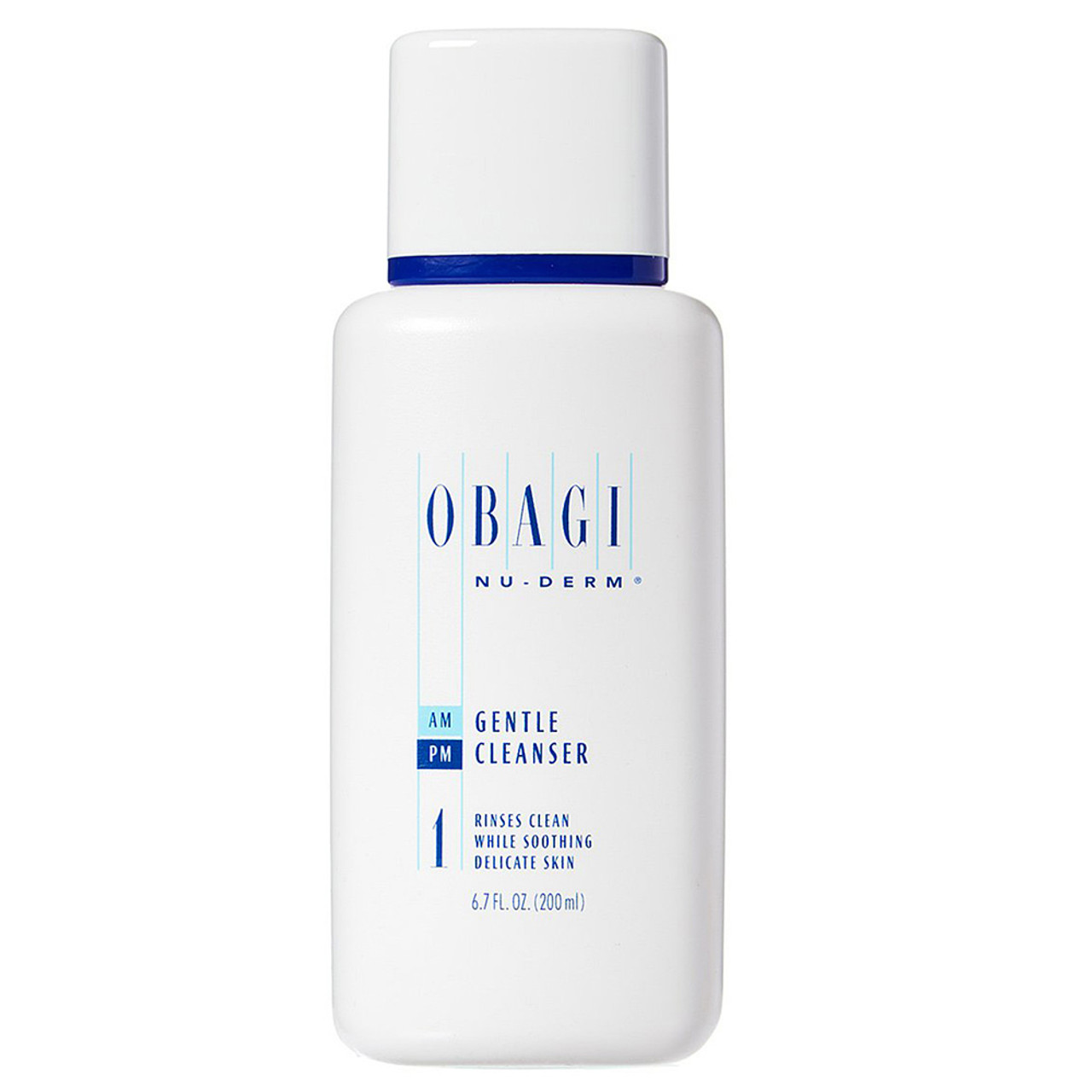 Obagi Nu-Derm Gentle Cleanser BeautifiedYou.com