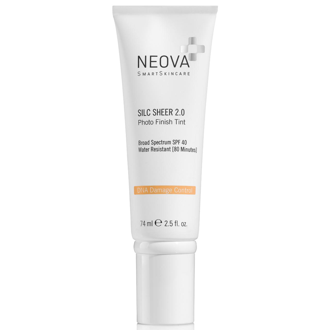 Neova DNA Damage Control Silc Sheer 2.0 [Broad Spectrum SPF 40]