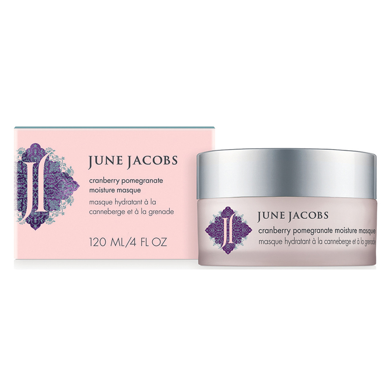 June Jacobs Cranberry Pomegranate Moisture Masque