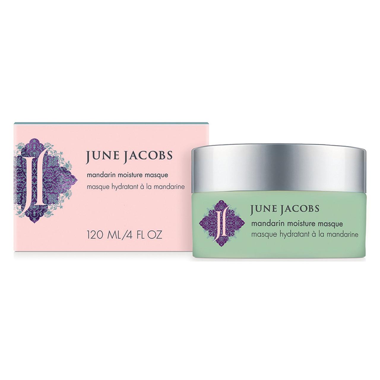 June Jacobs Mandarin Moisture Masque BeautifiedYou.com