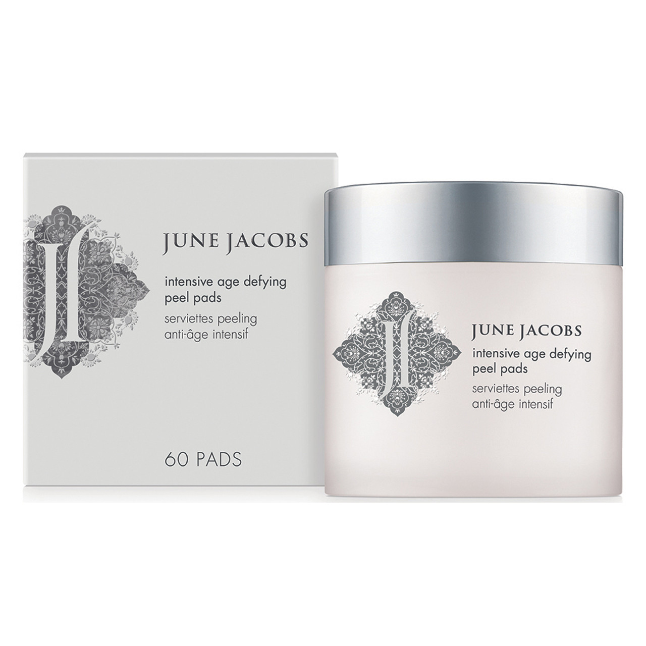 June Jacobs Intensive Age Defying Peel Pads, 60 pads